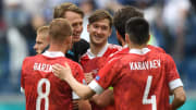 Russia vs Denmark prediction and odds for UEFA Euro Cup match.
