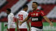 Rodrigo Muniz está em alta no futebol estrangeiro
