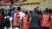 Felipe Fernandes de Lima apitou duelo no Maracanã