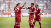 Die Fortuna kann mit dem HSV gleichziehen