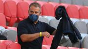 Hansi Flick hat sich als Bundestrainer vorgestellt