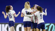 The USWNT remain top of the latest FIFA women's world rankings
