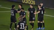 Timnas Jerman menang mudah 3-0 saat bertemu Islandia
