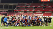 El Granada goleó al Athletic Club y disputará la Europa League