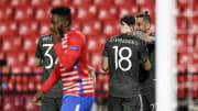 Granada v Manchester United - UEFA Europa League
