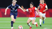 Japan vs Great Britain Olympic women's soccer odds & prediction.