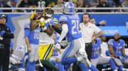 Green Bay Packers WR Davante Adams revealed how basic the Detroit Lions are on defense.