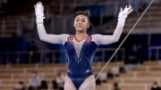 Sunisa Lee es la nueva sensación de la gimnasia mundial