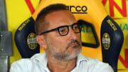Maurizio Setti, presidente dell'Hellas Verona