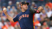 The Astros expect Justin Verlander to be ready for spring training.
