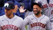 Los Astros comenzaron encendidos la temporada 2021 de la MLB