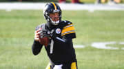 Ben Roethlisberger, Indianapolis Colts v Pittsburgh Steelers