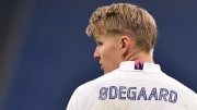 Martin Odegaard pourrait quitter le Real Madrid.