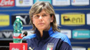 Milena Bertolini, CT dell'Italia femminile