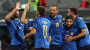 Italy are one of the favourites for the competition