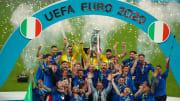 Italien ist Sieger der Europameisterschaft 2020