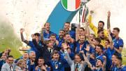 L'Italia fa festa dopo la conquista dell'Europeo