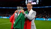 Roberto Mancini hace campeona a Italia