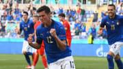 Matteo Pessina et les Italiens affronteront l'Autriche en huitièmes.