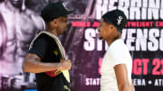 Opening odds for a WBO Junior Lightweight fight between Jamel Herring and Shakur Stevenson have been revealed.