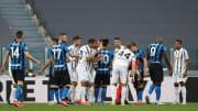 Juventus vs Inter en un partido clave para ganar la Serie A