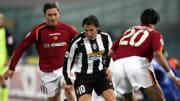 Juventus' captain Alessandro Del Piero (