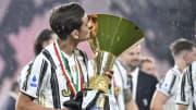 Paulo Dybala đã có một mùa giải bùng nổ cùng với Juventus