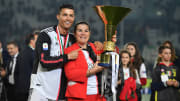 Cristiano Ronaldo's mother wants her son to return to boyhood club Sporting in the summer