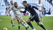 Ronaldo salta Danilo