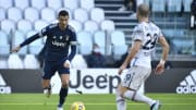 Cristiano Ronaldo punta De Silvestri