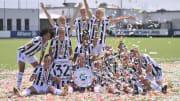 La festa di Juventus Women
