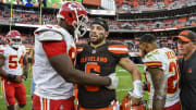 NFL Playoffs fantasy picks for Browns vs Chiefs Divisional Round Game.