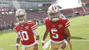 Trey Lance tendrá una nueva oportunidad para mostrar su potencial en los 49ers