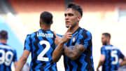 Além de Romelu Lukaku, Inter de Milão também pode perder Lautaro Martínez. Argentino estaria na mira do Tottenham.