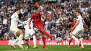 Fabinho struck Liverpool's second at Leeds