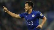 Jogador ajudou a equipe a conquistar o título   Leicester City v Chelsea - EFL Cup Third Round