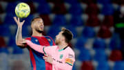 Levante v FC Barcelona - Messi
