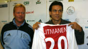 Litmanen all'Ajax