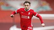 Xherdan Shaqiri has truggled for game time at Liverpool