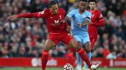 Liverpool e Manchester City são gigantes na Inglaterra