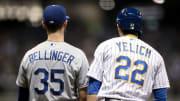 Cody Bellinger, Christian Yelich