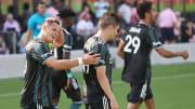 Los Angeles Galaxy v Inter Miami CF
