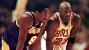 Michael Jordan, Kobe Bryant