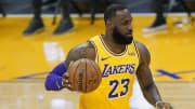 LeBron James es una de las estrellas históricas en la NBA