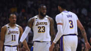 The Los Angeles Lakers remain favorites to win the NBA Finals.