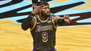 Wesley Matthews jugó la campaña pasada con los Lakers