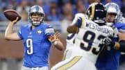 Matthew Stafford jugará con Los Angeles Rams en la campaña 2021