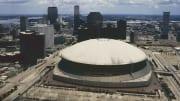 Louisiana Superdome. New Orleans, Louisiana, USA.