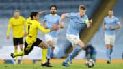 Man City geht mit einem Vorsprung ins Rückspiel