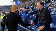 Guardiola vs Tuchel is one of the most talked about manager rivalries in football